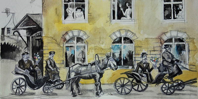 Odessa story